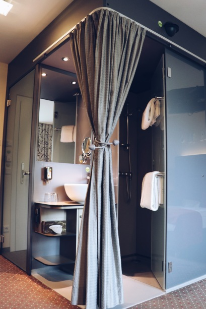 Badezimmer Ecke